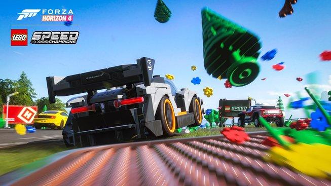 Forza Horiozn 4 LEGO