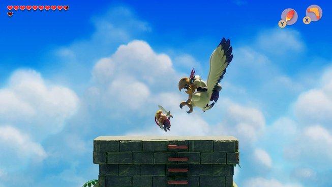 The Legend of Zelda: Link's Awakening - E3 2019 galerie