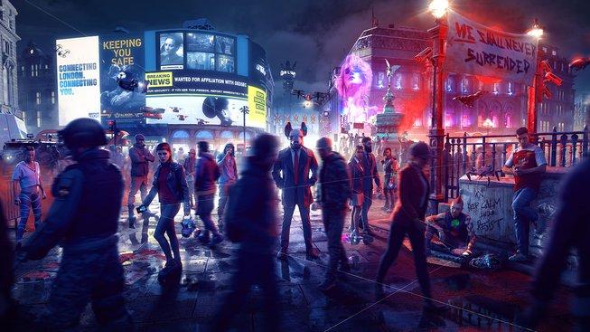 Watch Dogs Legion - E3 2019 galerie