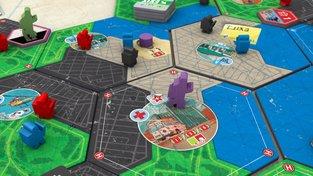 Escape Plan - desková hra