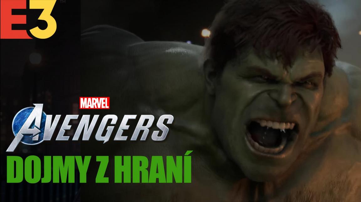 Marvel's Avengers vypadají jako cosplay se skvělou akcí