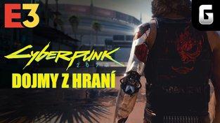 Dojmy: Cyberpunk 2077 předvedl šarmantního Keanu Reevese, ale taky horší akci