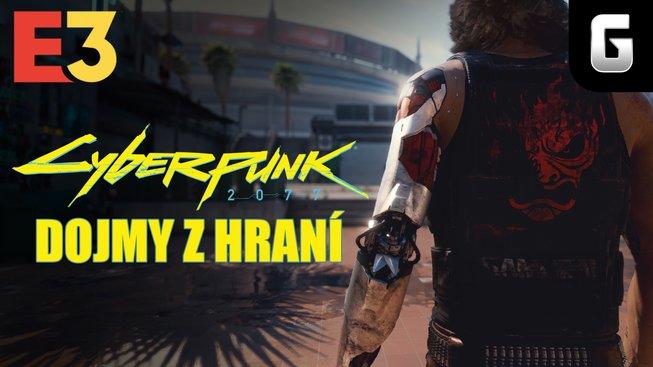 E3 cyberpunk