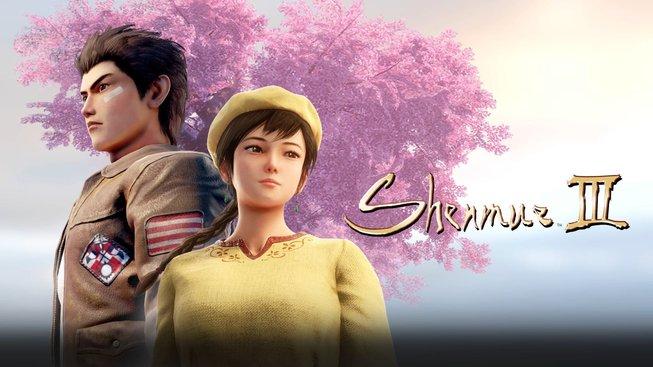EE Shenmue 3