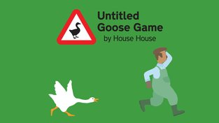 EE Untitled Goose Game