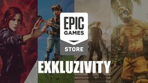 Seznam exkluzivních her na Epic Games Store