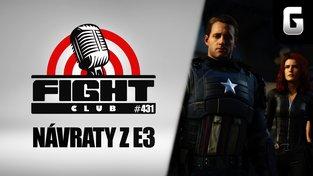 Sledujte Fight Club #431 nejen o dojmech z E3