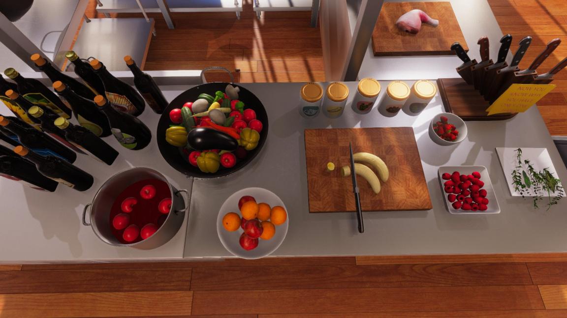 8 nejlepších kulinářských her, ze kterých se vám budou sbíhat sliny