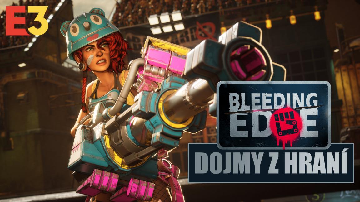 Dojmy: Bleeding Edge hravě kombinuje ty správné prvky DmC a Overwatche