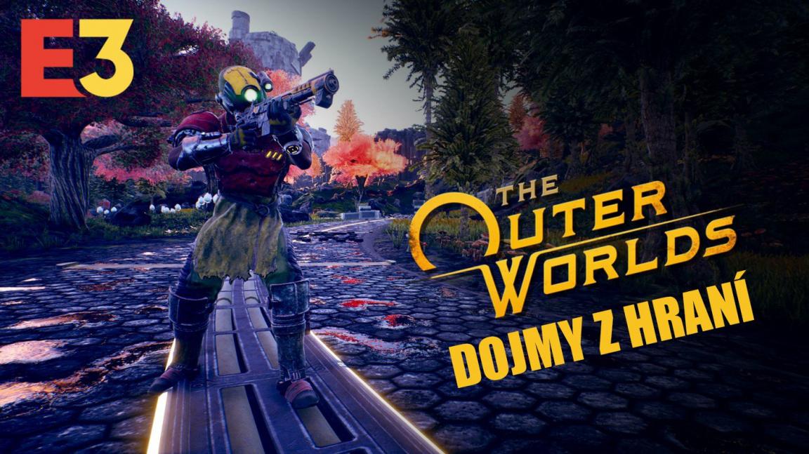 Dojmy: The Outer Worlds byly vlažnou ochutnávkou vesmírného westernu
