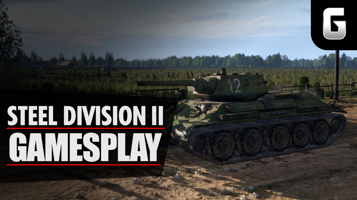 GamesPlay – hrajeme strategii Steel Division 2