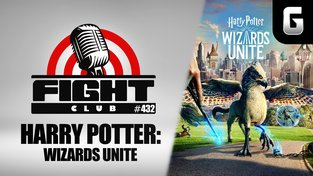 Sledujte Fight Club #432 o Harry Potterovi, GOGu a Linuxu