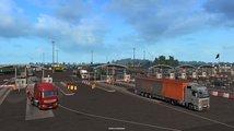 V balkánském dodatku pro Euro Truck Simulator 2 vás čeká složitější překračování hranic