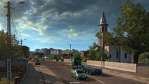 Euro Truck Simulator 2: Road to the Black Sea - Rumunsko