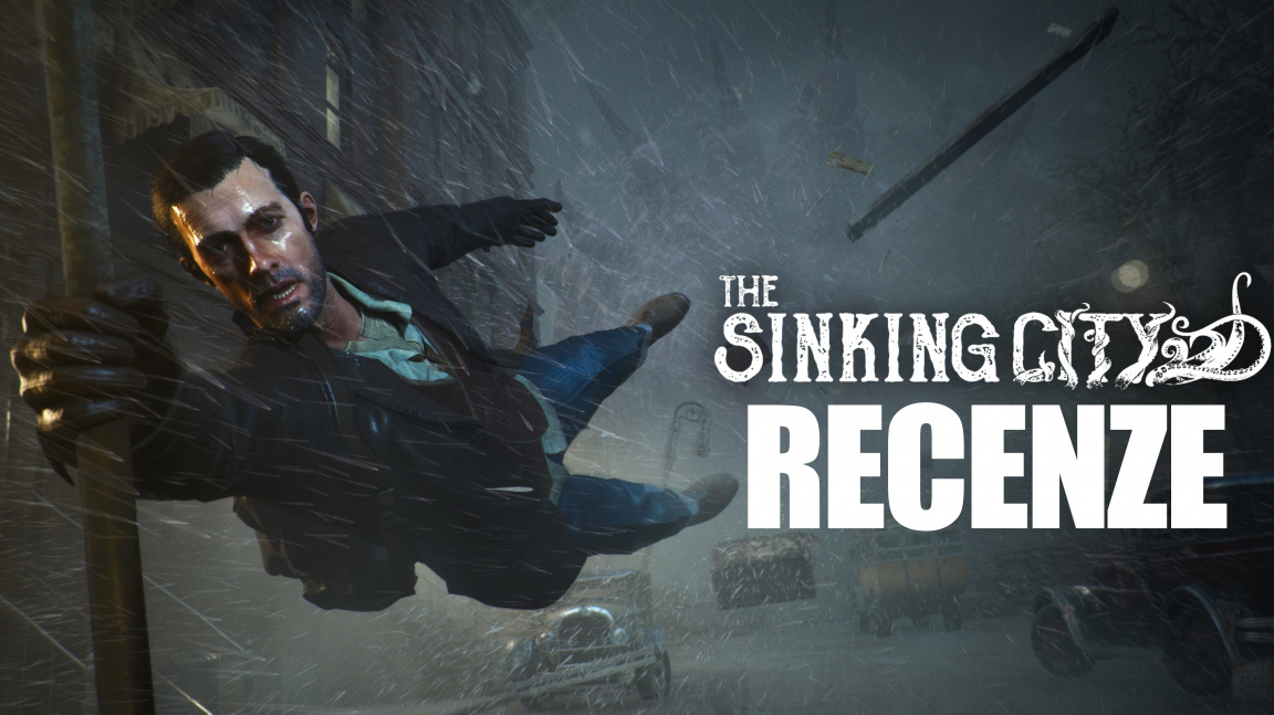 The Sinking City – recenze
