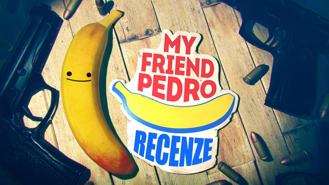 My Friend Pedro – recenze