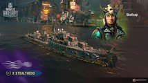 World of Warships - Rogue Wave