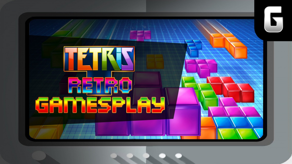 Retro GamesPlay – hrajeme Tetris
