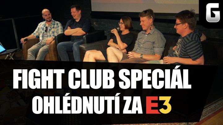 Sledujte záznam speciálního živého Fight Clubu o E3 2019