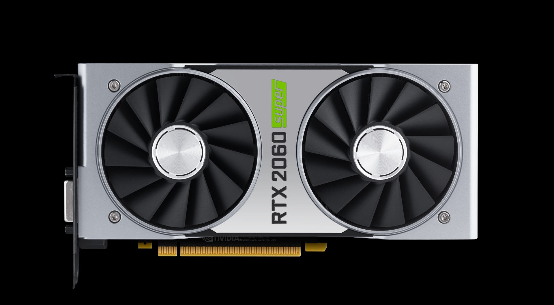 Nvidia GeForce RTX 2060 Super Founders Edition