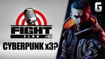 Sledujte Fight Club #433 o Cyberpunku 2077, CD Projektu a prázdninových hrách