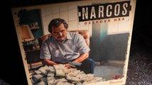 Deskovka Narcos – hon na narkobarona začíná