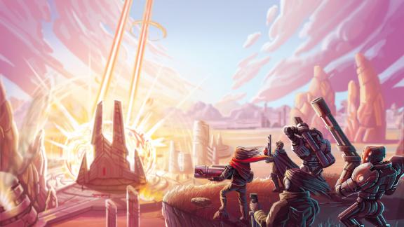 Star Renegades – recenze tahového RPG v časové smyčce