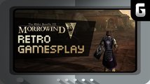Retro GamesPlay - The Elder Scrolls III: Morrowind + Extra Round - Terminator 2029