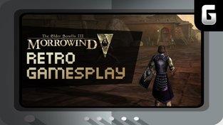 Retro GamesPlay - The Elder Scrolls III: Morrowind + Extra Round - Terminator 2029
