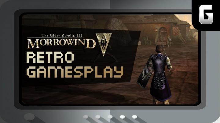 Retro GamesPlay – hrajeme The Elder Scrolls III: Morrowind