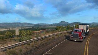 Příští měsíc se v American Truck Simulatoru ohřejete v prosluněném Utahu (pokud nemáte DirectX 9)