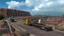 Za volantem kamionu navštívíte v American Truck Simulatoru vyprahlý Utah