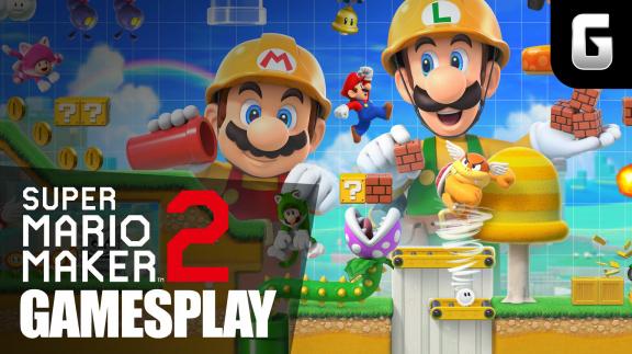 GamesPlay – hrajeme Super Mario Maker 2