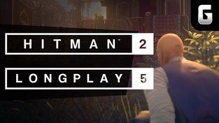 LongPlay - Hitman 2 #05: Jehla v kupce sena
