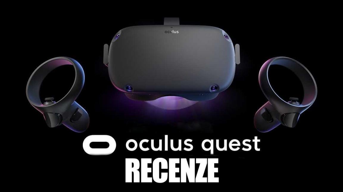 Oculus Quest – recenze z pohledu běžného hráče