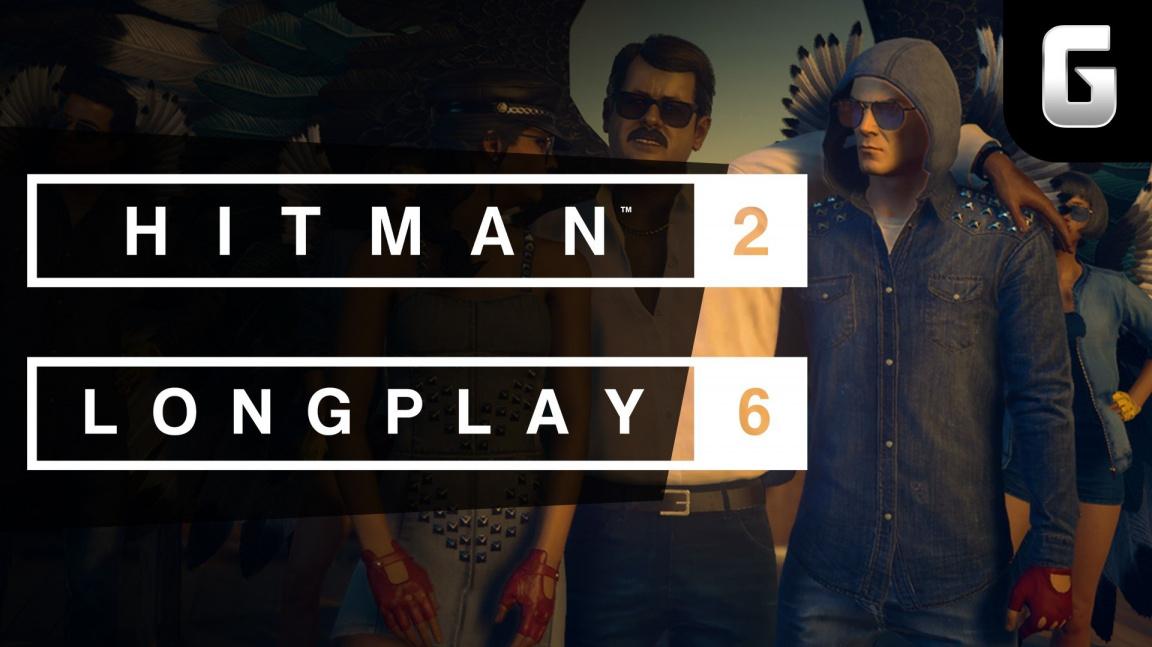 LongPlay – Hitman 2 #6: Není nehoda jako nehoda