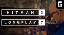LongPlay - Hitman 2 #7: Sekaná