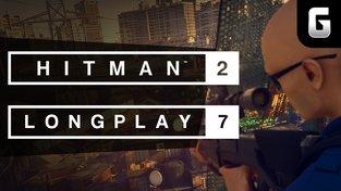 LongPlay - Hitman 2 #07: Sekaná
