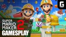 GamesPlay - Super Mario Maker 2