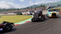 Ještě tento měsíc odstartují závody tahačů v oficiální simulaci FIA European Truck Racing Championship