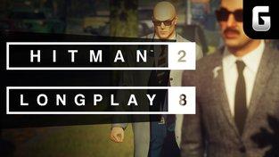LongPlay - Hitman 2 #08: Americké předměstí vždy zvítězí