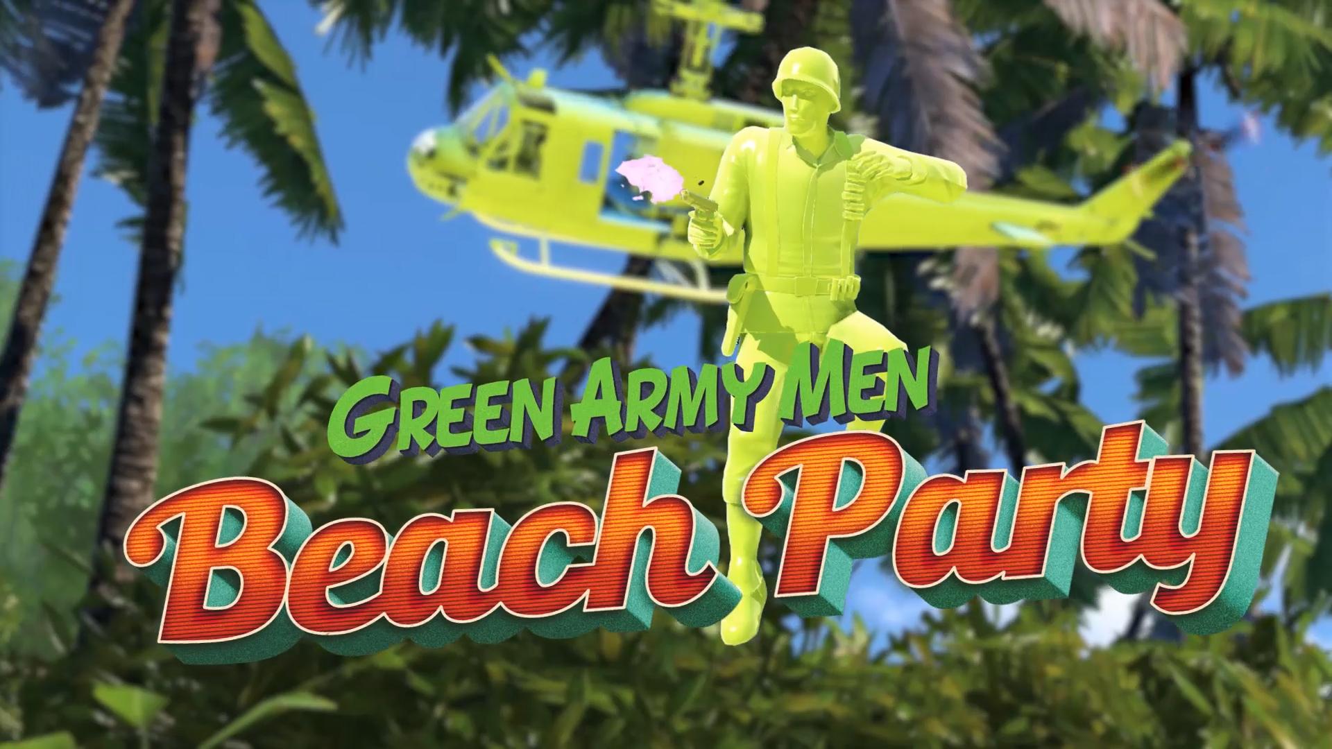 Rising Sotrm 2: Vietnam - Green Army Men