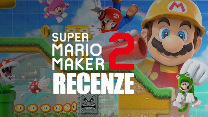 Super Mario Maker 2 – recenze