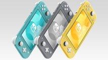 Nintendo konečně představilo novou verzi Switche – čistě handheldový Lite