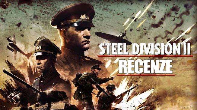 Steel Division 2 recenze