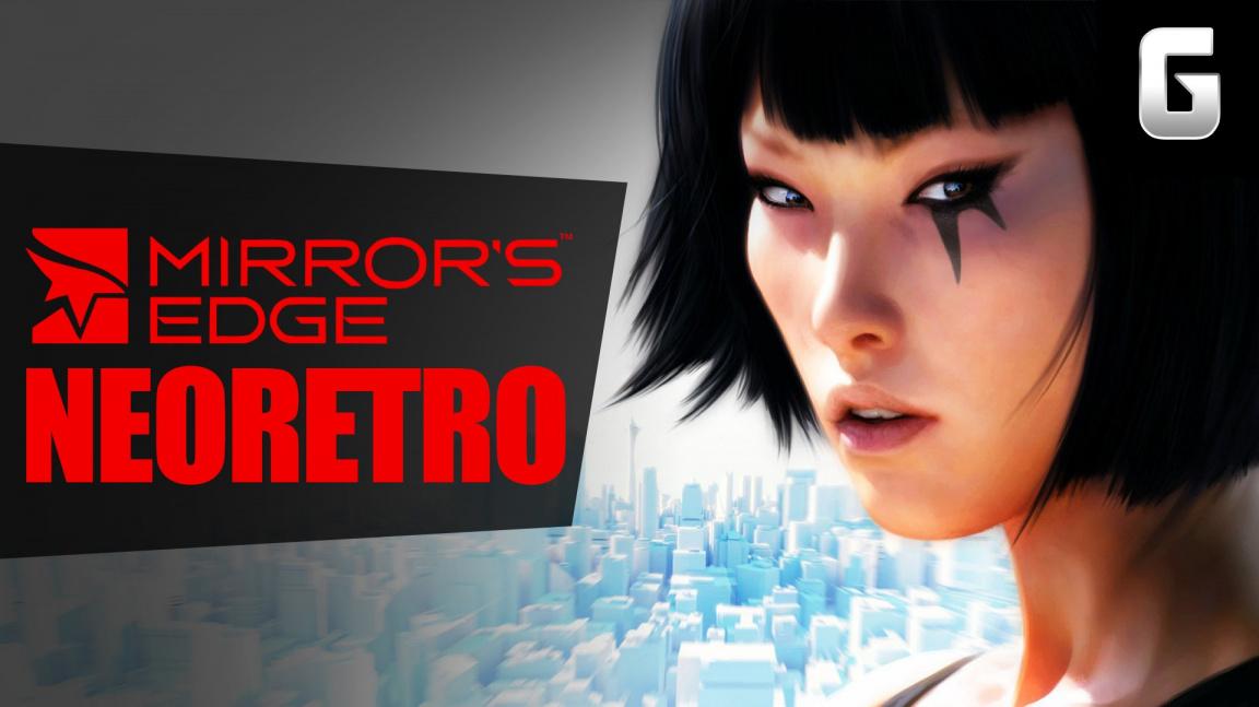 NeoRetro – hrajeme Mirror's Edge