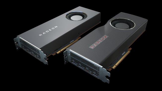 AMD Radeon RX 5700 & 5700 XT