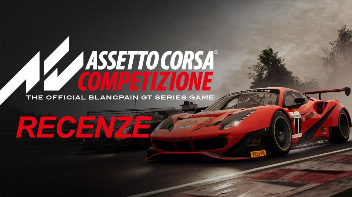 Assetto Corsa Competizione – recenze