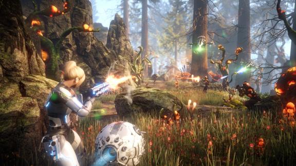 Vychází Everreach: Project Eden, sci-fi inspirované Mass Effectem a Starcraftem