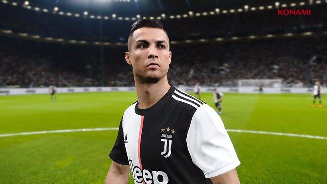 PES 2020 Ronaldo Juventus
